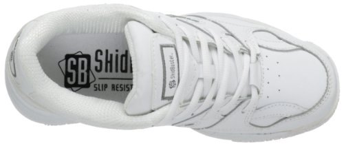 5056 White Slip Women's Comfort Skidbuster Leather Shoe Athletic Resistant vqUv6w