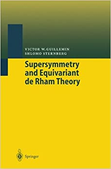 Book Supersymmetry and Equivariant de Rham Theory
