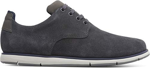 Camper Smith K100478-002 Formal Shoes Men Grey