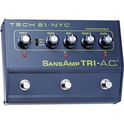 TECH21 Sansamp TRI AC (ALL ACCESS)