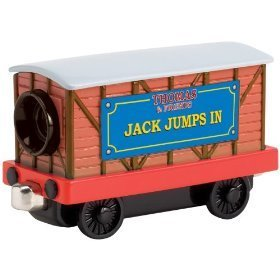 Jack Jumps In Movie Car by Take Along Thomas the Tank Engine ()
