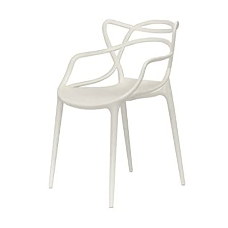 Kartell Masters 586503 Chair White: Philippe Starck mit Eugeni ...