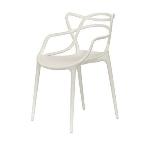 Kartell 586503 Masters - Silla, color blanco