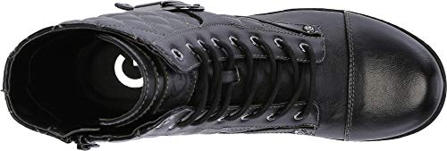 Black GUESS by Pewter G Womens Byson cqIW55d
