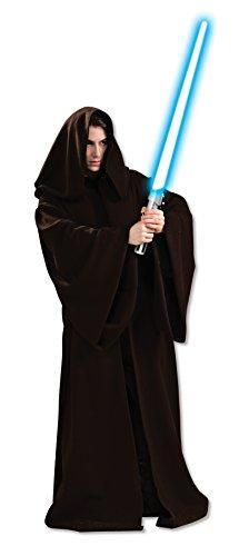 [888741 Adult Super Deluxe Jedi Robe] (Super Deluxe Jedi Robe Costume)