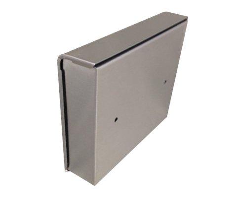 SD2010B-10 Sanitary Napkin & Tampon Disposal Bag Dispenser -Box Format, Stainless Steel