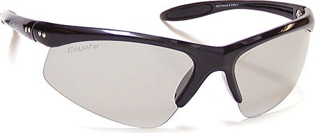 Coyote Eyewear Shifter II Performance Polarized Sunglasses,Black/Photo - Sunglasses Superflex