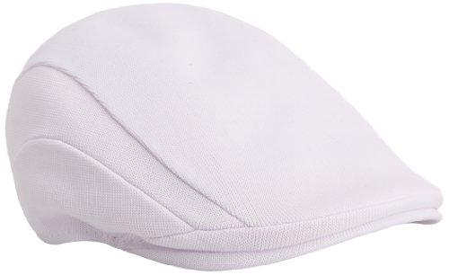 Kangol Men's Tropic 507 Hat - 6915Bc,White,Medium