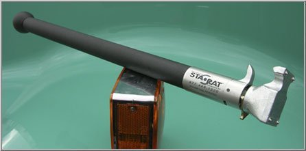 The Dirty Gardener STA-RAT Semi Tandem Pin Axle Release Tool for Truckers (Axle Tandem)