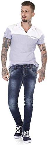 Jeans Skinny, Sawary Jeans, Masculino