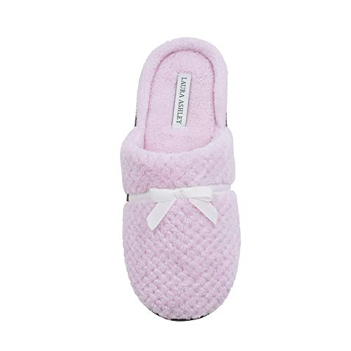 Memory Terry Slipper Insole Open Rugged Gum Textured Back Outsole amp; Laura Ladies Plush Drop Foam Ashley I0qPR