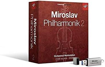 IK MULTIMEDIA アイケーマルチメディア ソフトウェア音源 Miroslav Philharmonik 2