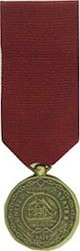 Good Conduct, Navy-MINI MEDAL Good Conduct Ribbon
