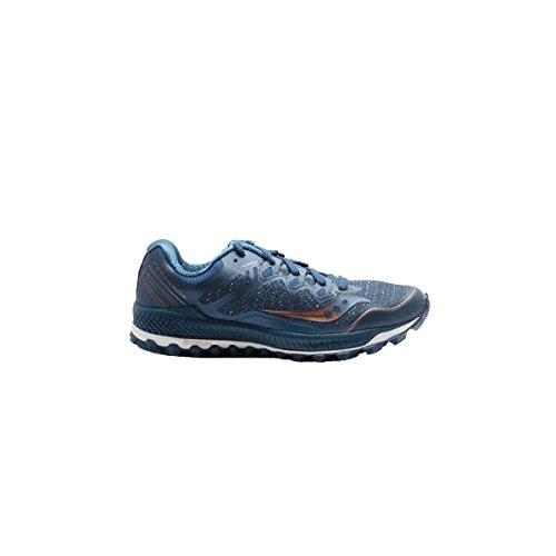 Cop 8 Femme Chaussures Bleu Blu Peregrine 30 Saucony de Den Fitness zOg5wq