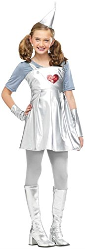 Tin Gal Costume - Small]()