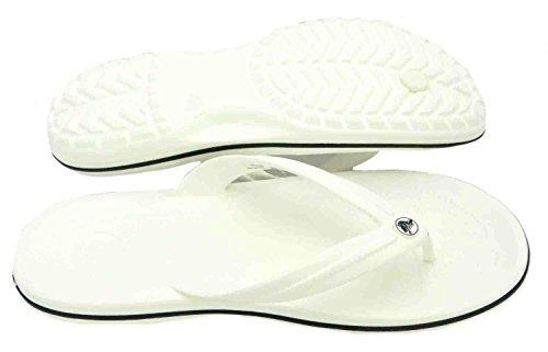 Crocs Adult's Crocband synthétique à rabat Flip Flops