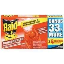Raid Indoor Fogger, Pack of 24 ()