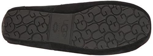 Ugg AustraliaAscot - Pantofole uomo, Black, 16 mois