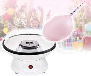 Máquina eléctrica para hacer algodón de azúcar (500W) 619814 COTTON CANDY - Capriccio mws1849: Amazon.es: Hogar