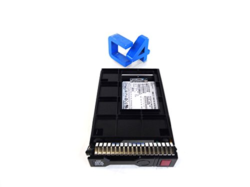 HP Office Mixed Use-3 Solid State Drive - Hot-Swap Serial_Interface 2.5'', Black 816965-B21