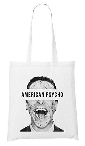 American Psycho Bag White