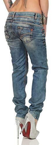 Jeans Baxx 10 Modello amp; Donna Cipo ExURnqwPF