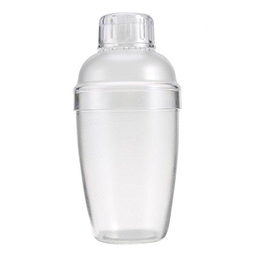 Seatour Professional Cocktail Shaker Mixer Bar ware Snow grams cup (500ML)