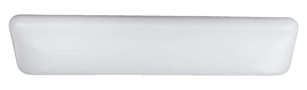 Four Light White Matte White Glass Fluorescent Undercabinet Light