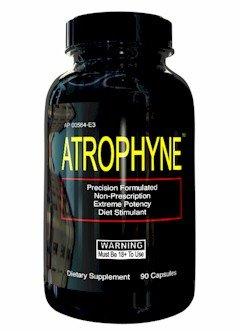 AtroPhyne - 90 gélules Extreme Diet Pills graisse thermogénique brûleur