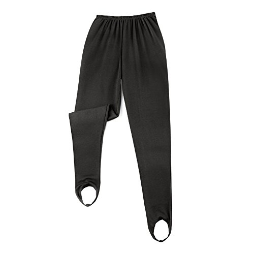 Womens Classic Tapered Stirrup Pants