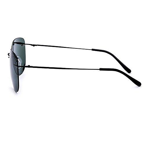 forma que del del tonos marco sin de los TR90 el protección sol diseñador de marco sol funcionamiento oval ULTRAVIOLETA de hombres Gafas para béisbol Novedad de Gafas cic completa un de la la conducir xvw1fqA