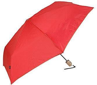 knirps-flat-duomatic-umbrella-red
