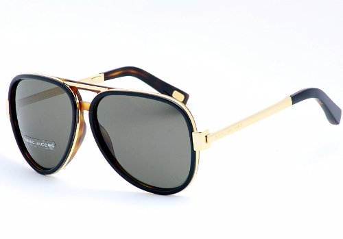 8658a768aa594 Image Unavailable. Image not available for. Colour  Marc Jacobs MJ364 S  Sunglasses-006O Black Havana (70 ...