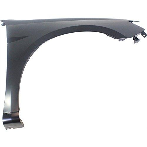 - Fender for Chrysler 200 11-14 Right Steel Convertible/Sedan