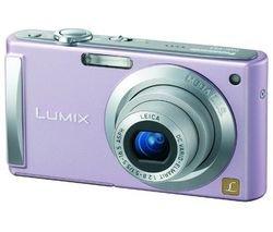 Panasonic Lumix DMC-FS3P 8MP Digital Camera with 3x MEGA Optical Image Stabilized Zoom (Pink)