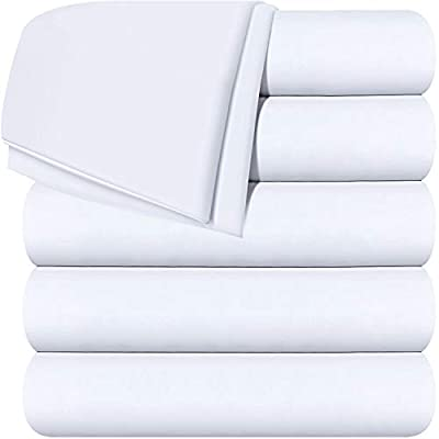 Utopia Brushed Microfibre Flat Sheet