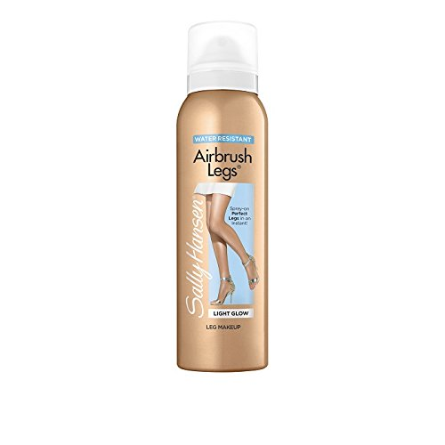 Sally Hansen Airbrush Legs, Leg Makeup, Light Glow, 4.4 Ounce (Hansen Airbrush Legs Sally)