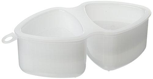 Sushi Rice Mold - Inomata 0787 Triangle Sushi Mold, White
