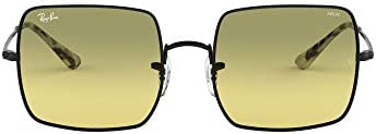Ray Ban Square Evolve Yellow Photocromic Square Sunglasses