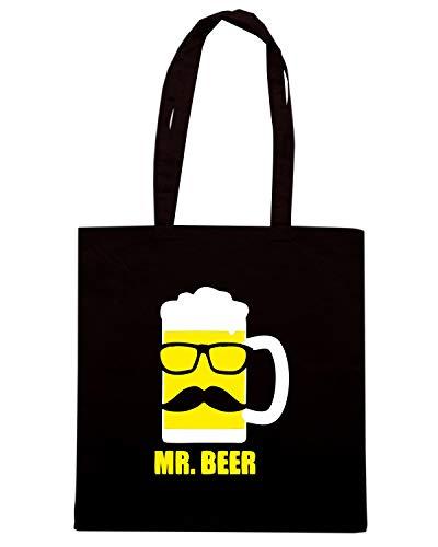 Borsa BEER0085 MISTER Nera Shopper BEER rwqCrEB