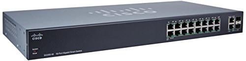 Cisco SG200-18 18-port Gigabit Smart Switch