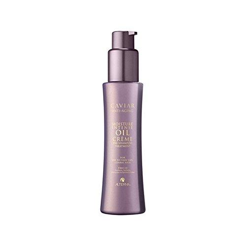 Alterna Caviar Moisture Intense Oil Crme Pre-Shampoo Treatment (125ml) - オルタナキャビア水分激しいオイルクリームシャンプー前処理(125ミリリットル) [並行輸入品] B071NGCVHJ