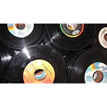 45 Records (rpm). 50 Pack Lot of Popular music from 1960's to 1980's