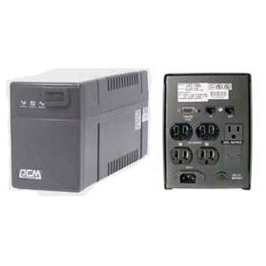 Powercom BNT-1500AP, 5UPS+0Surge 1500VA/900W