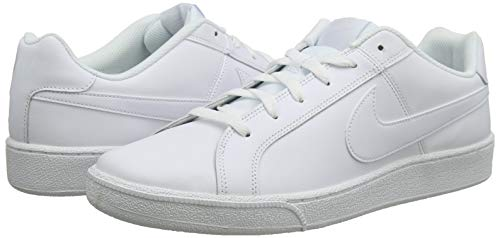 Unisexe Royale blanc Nike Chaussures Court Blanches Hw4qHARtx