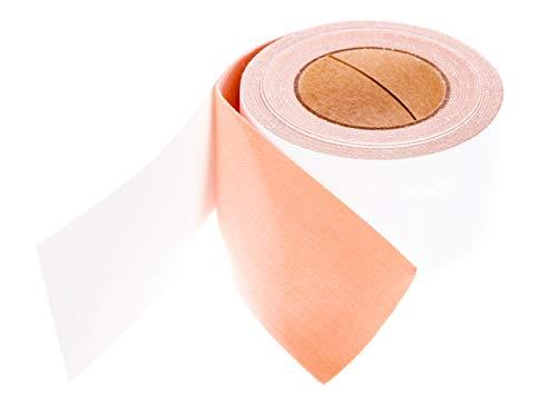 (Durable Moleskin Adhesive Roll from PrimeMed (100% Cotton Moleskin) (2 Inch x 15 Feet))