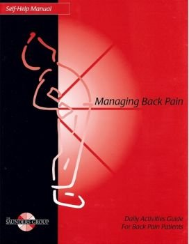 Book Managing Back Pain Self-Help Manual