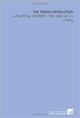 The French Revolution: A Political History, 1789-1804