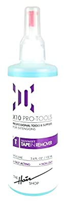 X10 Pro-Tools Professional Tape-in Extension Remover by the Hair Shop