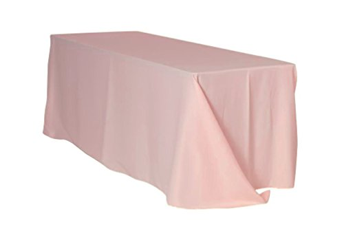 Your Chair Covers Rectangular Polyester Tablecloths, 90